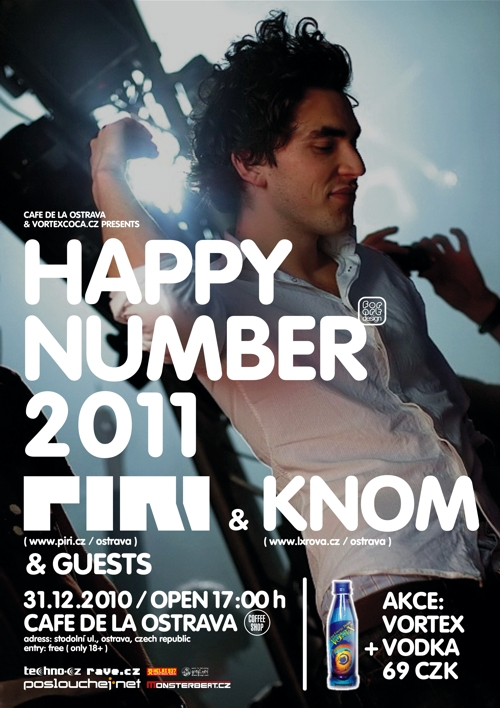 HAPPY NUMBER 2011