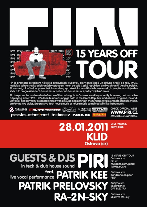 15 YEARS OFF TOUR @ KLID